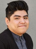 Cristian Ortiz, Administrative Assistant