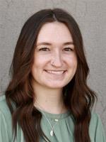 Claire Cashman, Administrative Assistant